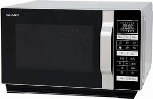 Grillen In Der Mikrowelle : sharp mikrowelle r860s 900 w mit grill und hei luft online kaufen otto ~ Orissabook.com Haus und Dekorationen