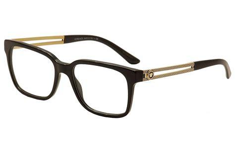 3218 black chagne glasses versace s eyeglasses ve3218 ve 3218 gb1 black gold