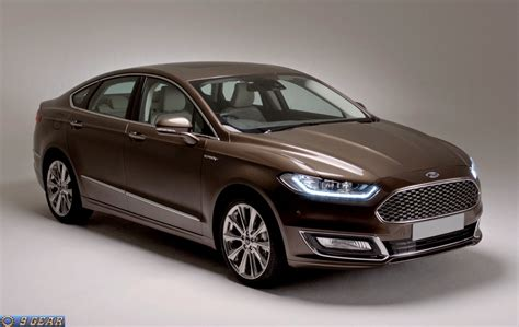 Ford Mondeo Vignale 210 Ps Biturbo 20litre Tdci Car