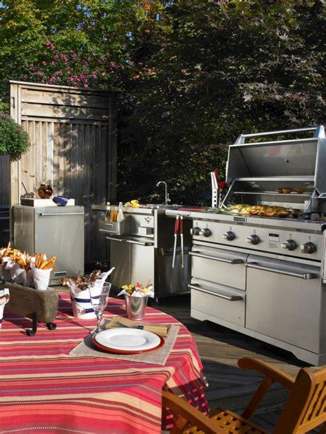 cuisine été extérieure cuisine extérieure été 50 exemples modernes