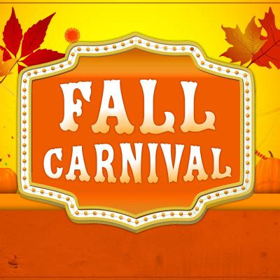 Image result for fall carnival