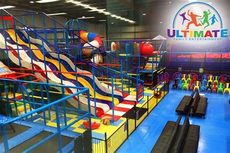 Brand-new Indoor Play Centre Pass In Northmead