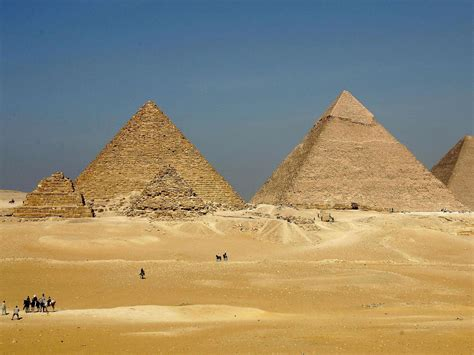 Ancient Mystery Of How The Egyptians Built The Great