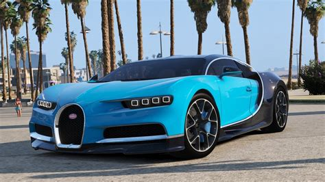 Bugatti Chiron & Vision Tuning [Add-On] - GTA5-Mods.com