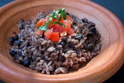 kitchen food gallo pinto hispanic kitchen hispanic kitchen