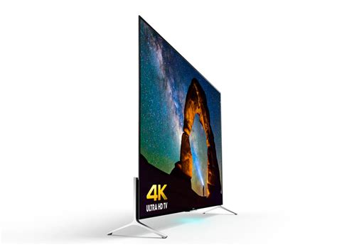 tv sony 4k sony s ces highlights include wafer thin ultrahd tvs and 4k camcorders wired