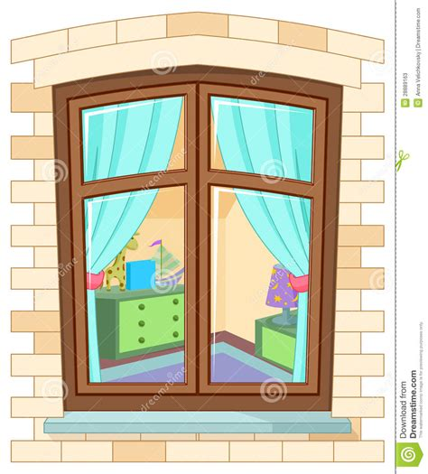 Images Of Windows Window Stock Vector Illustration Of Indoors