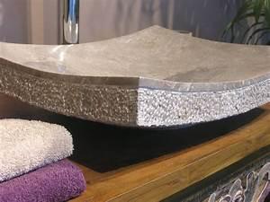Vasque Originale : des vasques originales pour votre salle de bains ~ Dode.kayakingforconservation.com Idées de Décoration