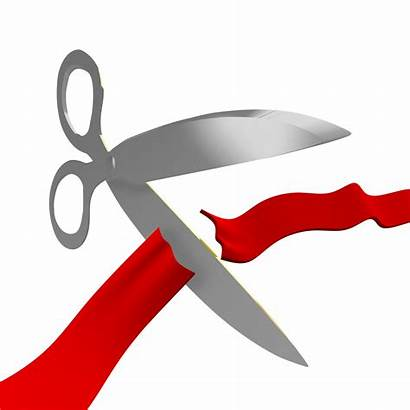 Opening Clipart Grand Scissors Official Thank Transparent
