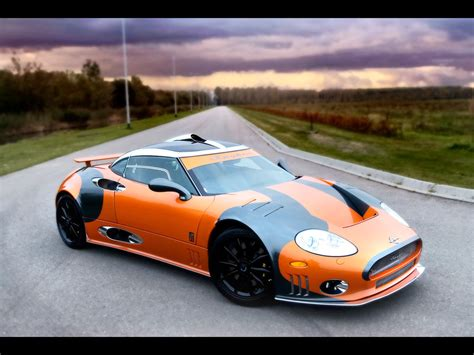 2009 Spyker C8 Laviolette Lm85 Front And Side 1024x768