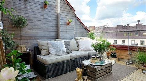 arredare un terrazzo fai da te terrazzi arredati moderni