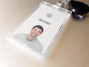 Apple, Id, Badge