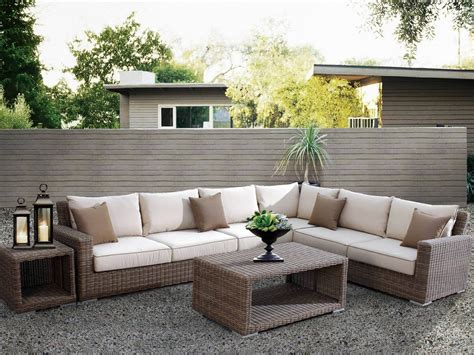 Outdoor Living Furniture by Coronado Resin Wicker Outdoor Seating Set