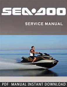1991 Seadoo Sea Doo Personal Watercraft Workshop Manuals
