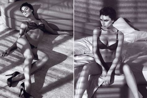 newsboys swimsuit victoria beckham spices it up for armani underwear ads