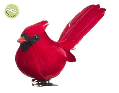 beautiful red bird christmas ornaments  listly list