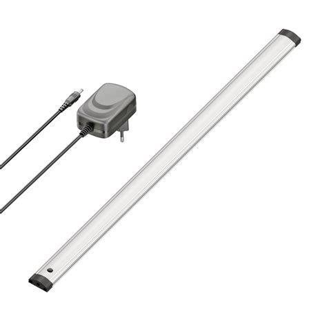 led leuchte flach led unterbau leuchte sabik flach matt 50cm 430lm wei 223 set w 228 hlbar ledscom de