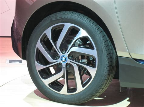 Bmw Tire by The Electric Bmw I3 Bmw I3 Wheels And Tires What You