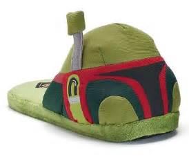 boba fett slippers