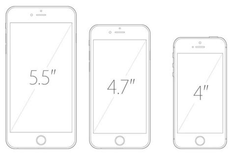 iphone 6s screen size iphone 6s iphone 6s plus iphone 6c rumored for 2015 launch