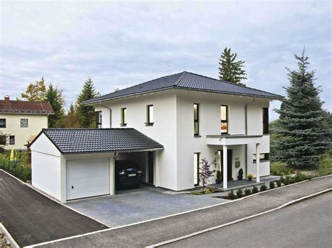 Modernes Haus Walmdach by Haus Citylife 200 Weberhaus Musterhaus Net