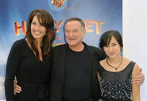 Robin Williams' daughter Zelda denies claims she and her ...