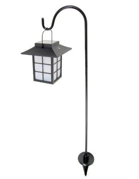 brinkmann 822 0581 4 hanging pagoda solar light set by