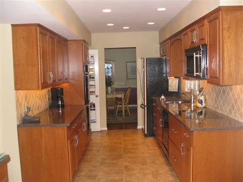 galley style kitchen makeovers galley kitchen designs central coast galley kitchen 3728