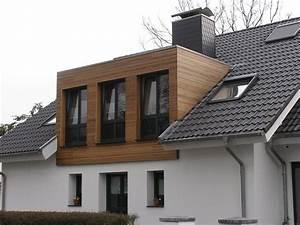 Dachausbau Mit Fenster : bildergebnis f r gaube flachdach dachgauben pinterest ~ Lizthompson.info Haus und Dekorationen