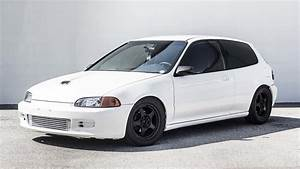1995 Honda Civic Hatchback