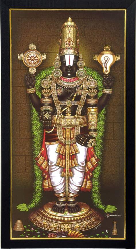 temples venkateswara swamy tulasimala god photo