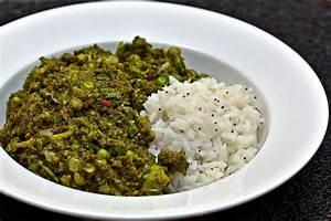Vegan Indian Palak Matar Recipe