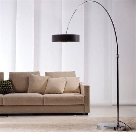 contemporary arc floor lamp designs   perfect