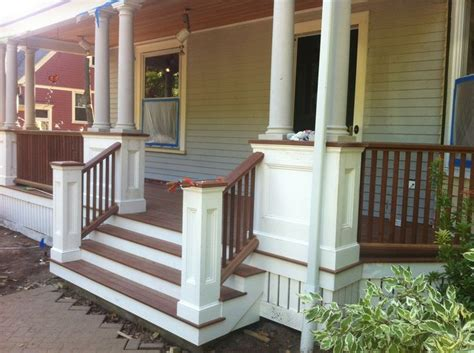 front porch stairs 17 best images about curb appeal on pinterest concrete steps front porch stairs and front