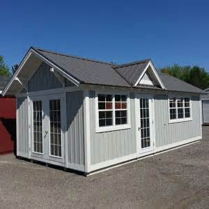 vinyl garden studio portable building storage sheds