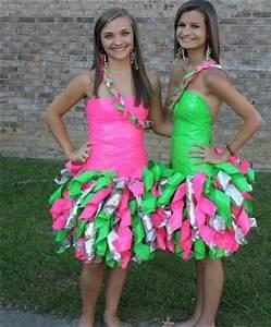 duct tape prom dresses winners MEMES