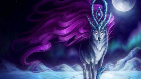 Wallpaper Anime Terbaik - cool anime wolf wallpapers 56 images