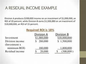 Chapter 7 Evaluation And Pricing Divisional