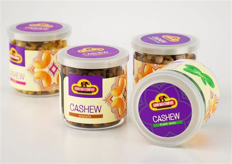 GSC Cashew on Packaging of the World - Creative Package ...