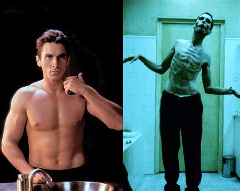 Movies Most Drastic Actor Transformations Man Magazine