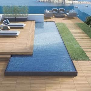 Dalle Pour Terrasse Sur Plot : dalle terrasse aspect bois dalle sur plot imitation bois ~ Premium-room.com Idées de Décoration