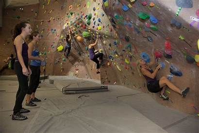Climbing Wall Westminster Utah Students Climber Competition