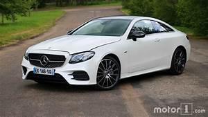 Mercedes Classe C Blanche : essai mercedes classe e 400 coup photos ~ Gottalentnigeria.com Avis de Voitures