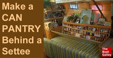build   pantry   boat  boat galley