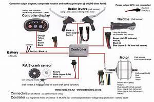 E Bike Controller Wiring Diagram Gallery