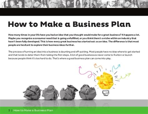 How To Make A Business Plan For A Restaurant Template by How To Make A Business Plan