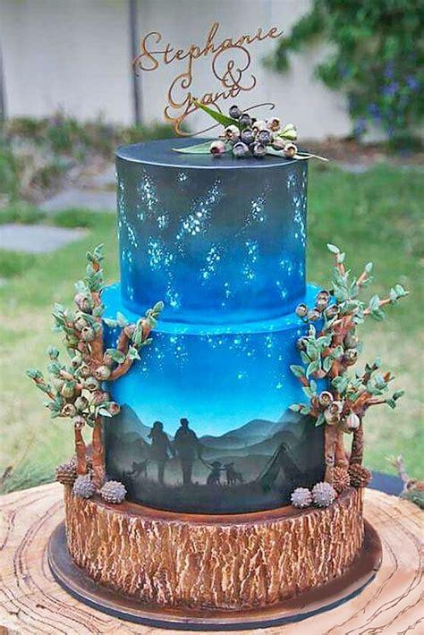 42 Eye Catching Unique Wedding Cakes Wedding Cakes Cake