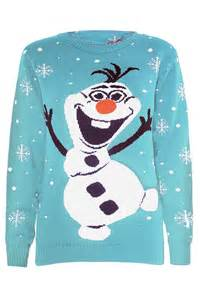 Frozen Olaf Christmas Sweater