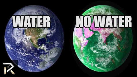 What Would Happen If The Earth Ran Out Of Water? - YouTube