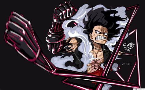 piece monkey  luffy gear  snakeman hd